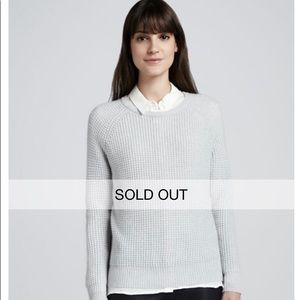 Theory Roslynda cashmere pullover